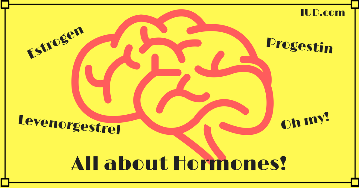 The Hormones in your Birth Control